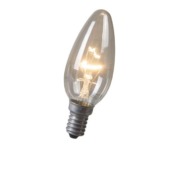Candle-Bulb-40W-E14-clear