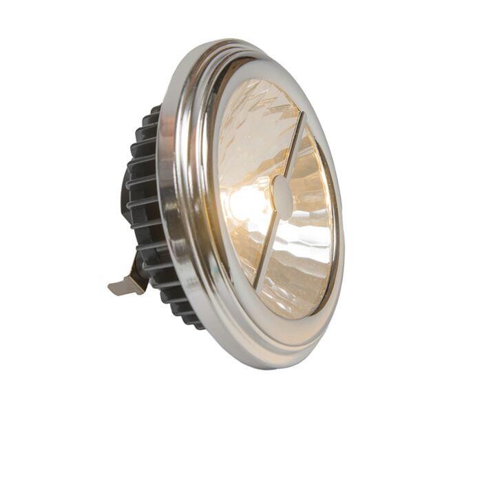 AR111-G53-15W-24°-Reflector-Warm-White