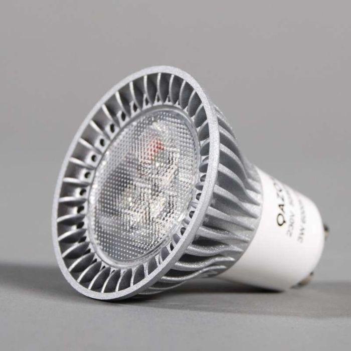 High-Power-GU10-LED-3x1W-=-approx.-35W-amount-of-light---7000K