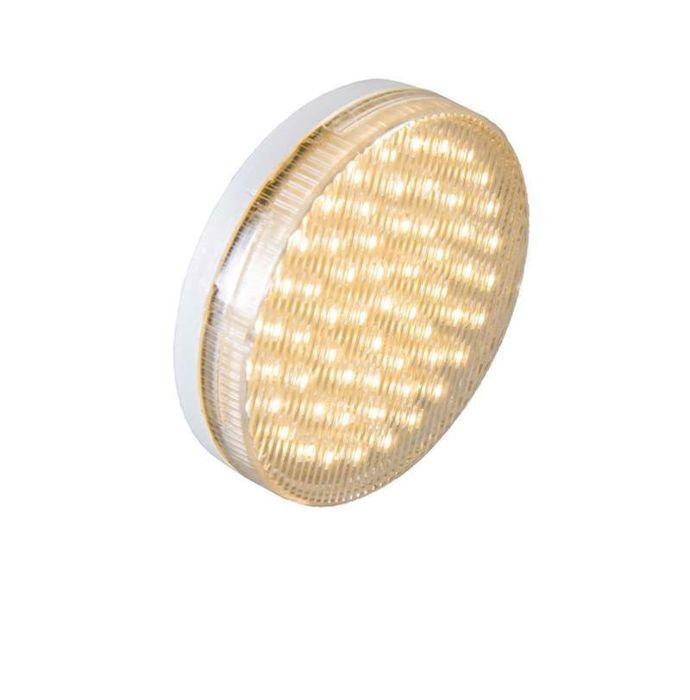 Energy-saving-LED-bulb-GX53-4W-240-lumen