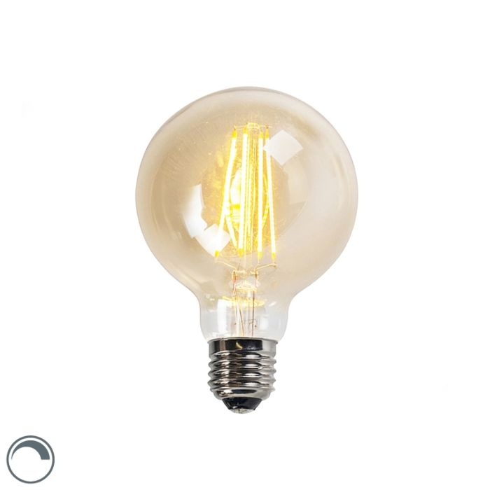 E27-LED-G95-Gold-Filament-5W-450LM-2200K-Dimmable