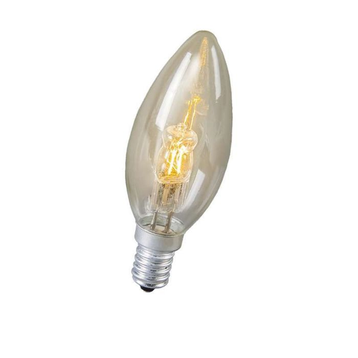 E14-Halogen-Candle-18W-210LM