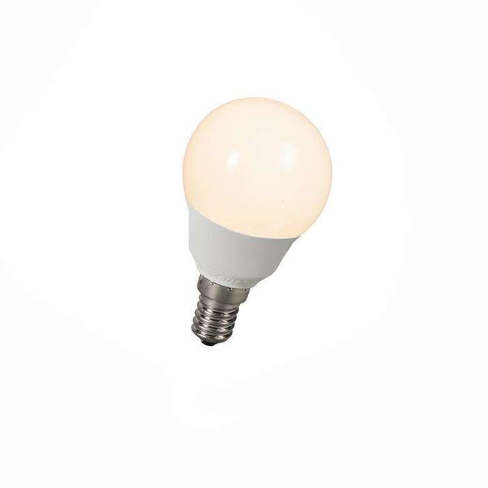 Energy-saving-bulb-E14-5W-=-25W