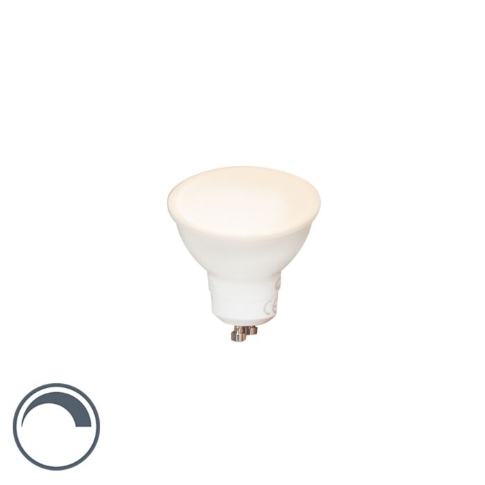GU10-dimmable-LED-lamp-6W-450-lm-2700K