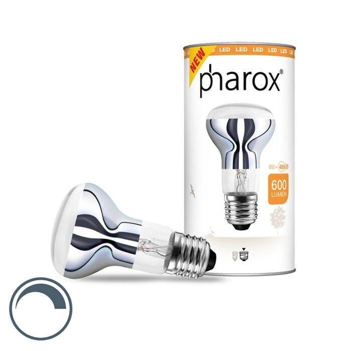 E27-LED-Pharox-Reflector-6W-600LM