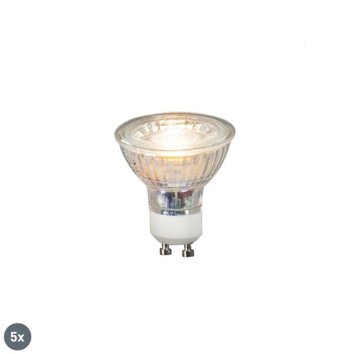GU10-LED-lamp-COB-3W-230LM-3000K-set-of-5