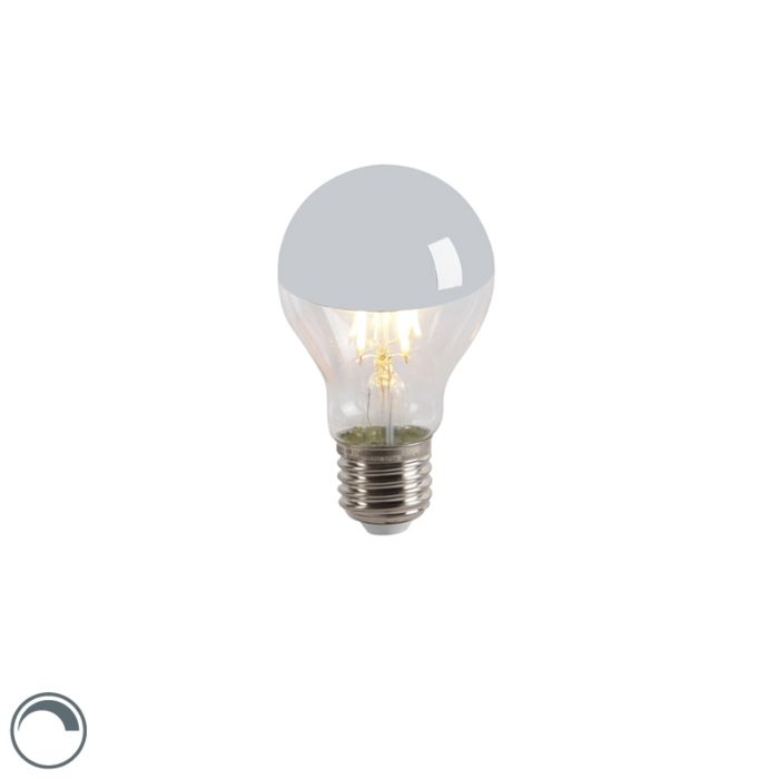 E27-LED-A60-Silver-Mirror-Head-4W-300LM-2300K-Dimmable