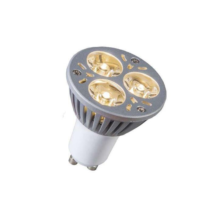 GU10-Power-LED-3-x-1W-warm-white---dimmable