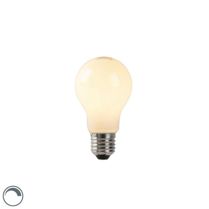 LED-lamp-A60-E27-4W-2200K-opal-flame-filament-dimmable