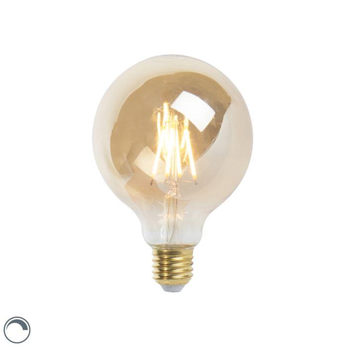 E27-dimmable-LED-filament-lamp-G95-goldline-5W-360-lm-2200K