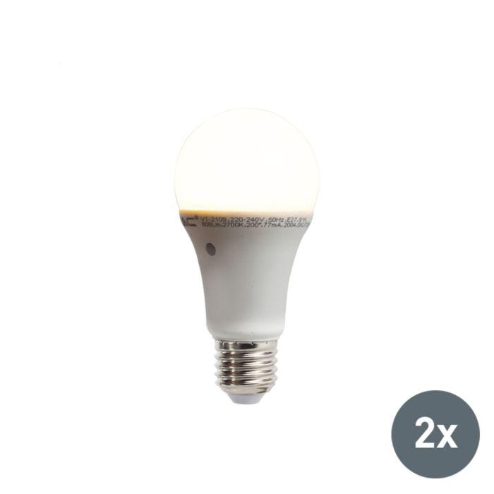 Set-of-2-E27-LED-Twilight-Switch-Sensor-9W-806LM