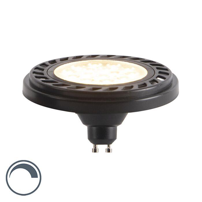 GU10-dimmable-LED-AR111-black-9W-900-lm-2700K