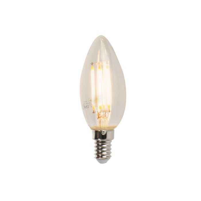 Set-of-5-E14-LED-Clear-Filament-Candle-B35-5W-470LM-2700K-Dimmable