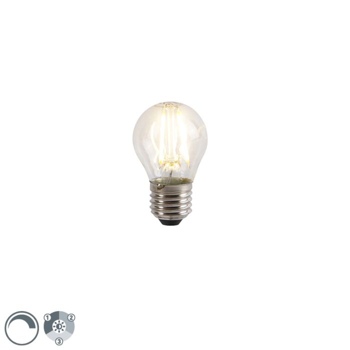 E27-LED-lamp-P45-3-step-dimmable-5W-2700K
