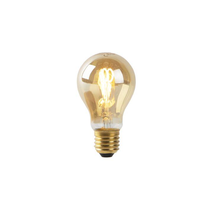 E27-LED-gold-spiral-filament-A60-2W-90-lm-2200K