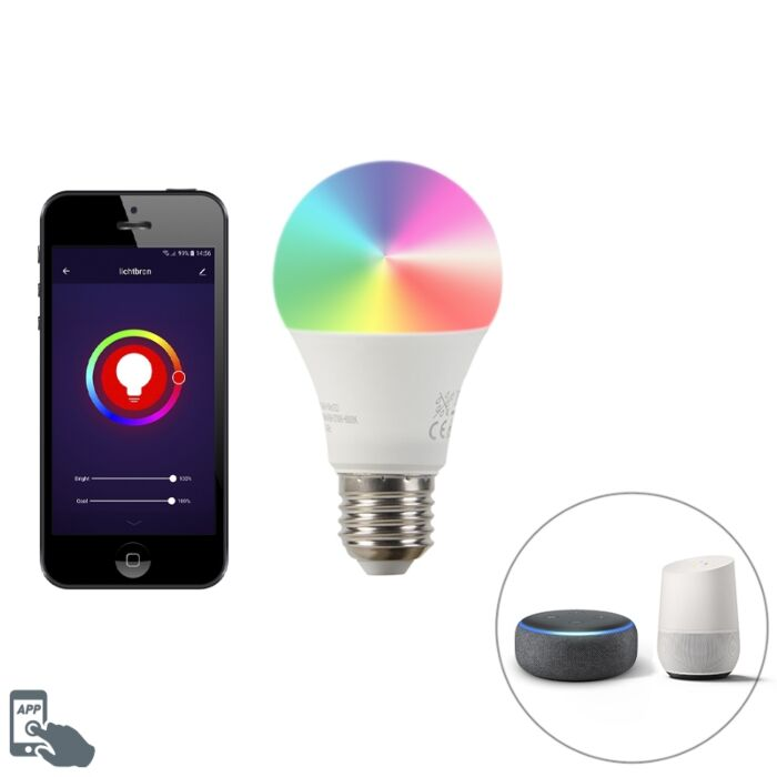 Smart-E27-dimmable-LED-lamp-A60-9W-700-lm-2200-4000K