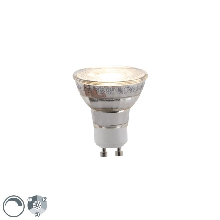 GU10-3-step-dimmable-LED-lamp-5W-300lm