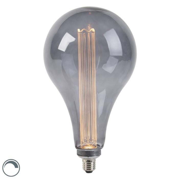 E27-LED-A165-Smoke-3.5W-55LM-2000K-Dimmable