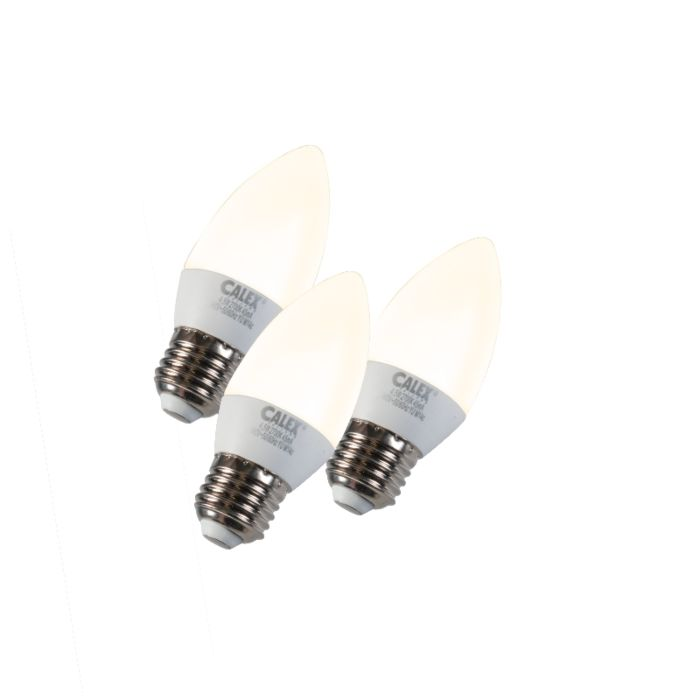 Set-of-3-E27-LED-Candle-5W-330LM