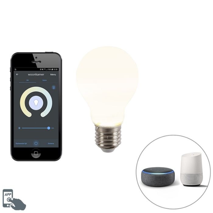 Calex-Smart-E27-LED-A60-7W-806LM-2200K---4000K