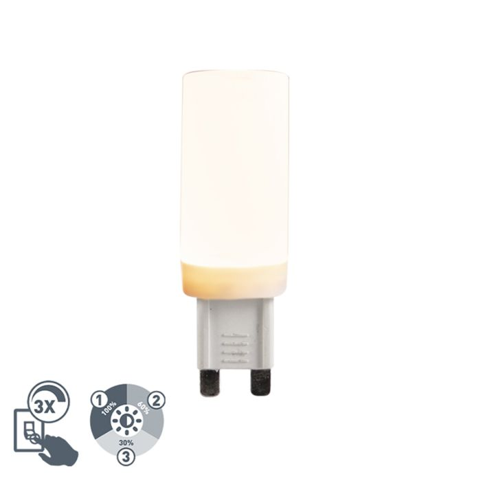 G9-3-step-dimmable-LED-4.5W-500-lm-2700K