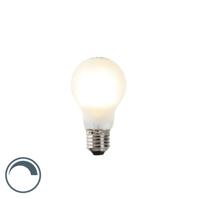 E27-LED-A60-Frosted-7W-780LM-2700K-Dimmable