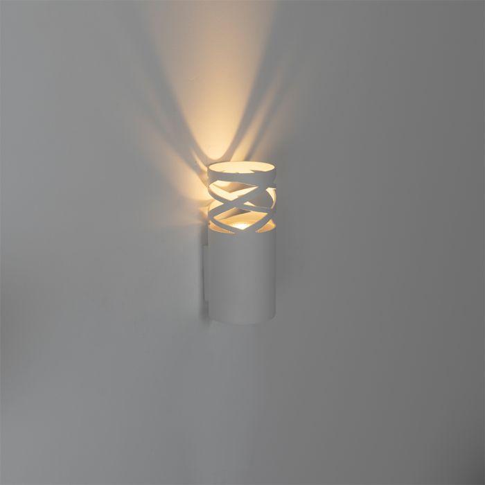 Design-wall-lamp-white---Arre