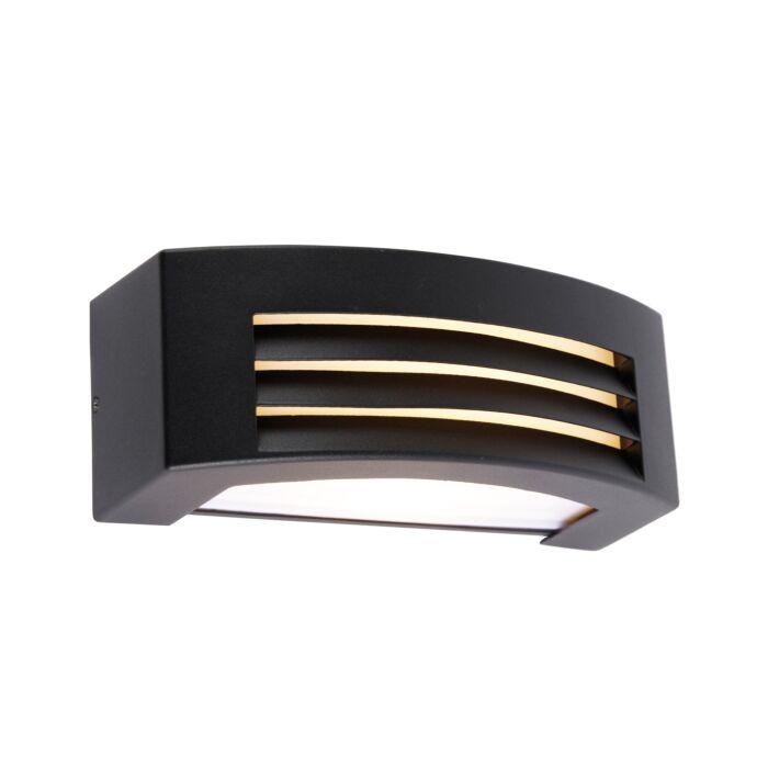 Modern-outdoor-wall-lamp-black-IP44---Hurricane-1