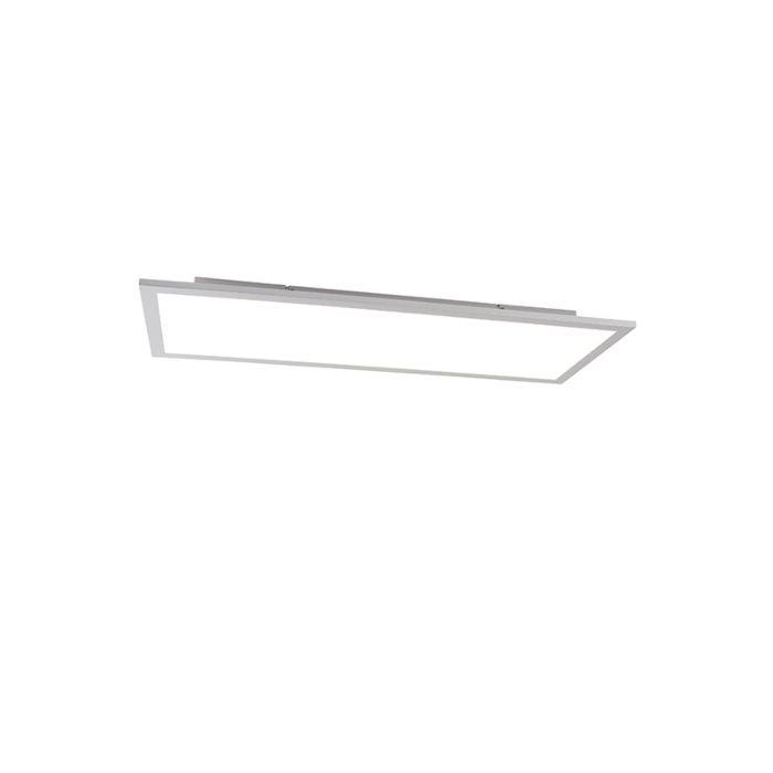 Modern-ceiling-lamp-steel-incl.-LED-80-cm---Liv
