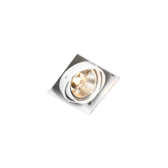 Recessed-spot-white-GU10-AR111-trimless-adjustable---Oneon