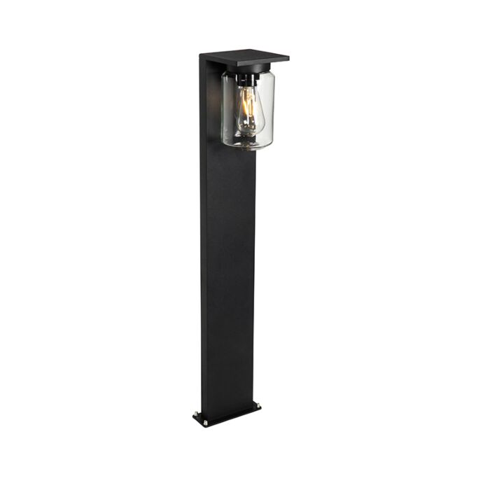 Modern-standing-outdoor-lamp-black-90-cm-IP54---Marshall