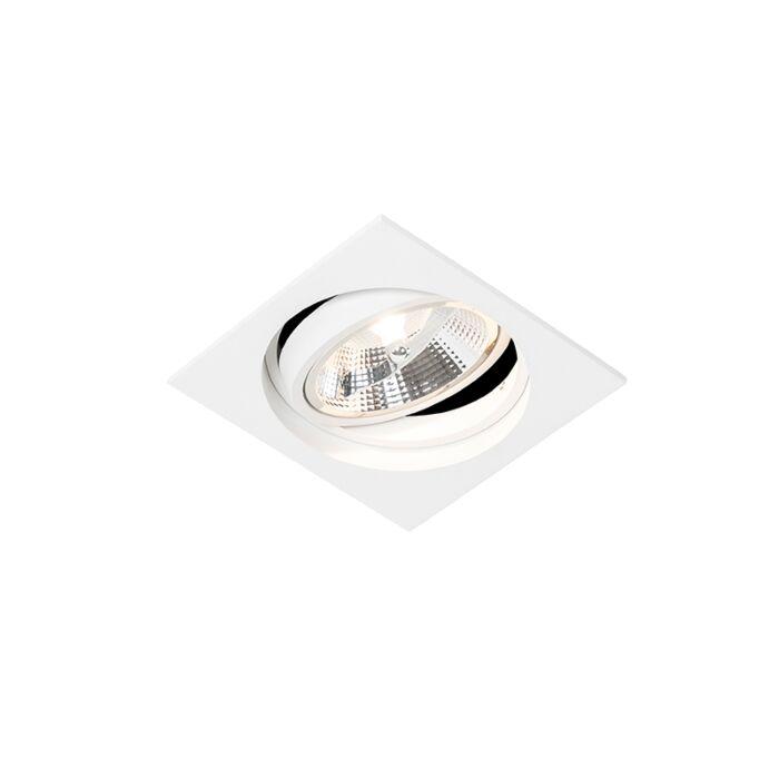 Modern-recessed-spot-white-adjustable---Chuck-111
