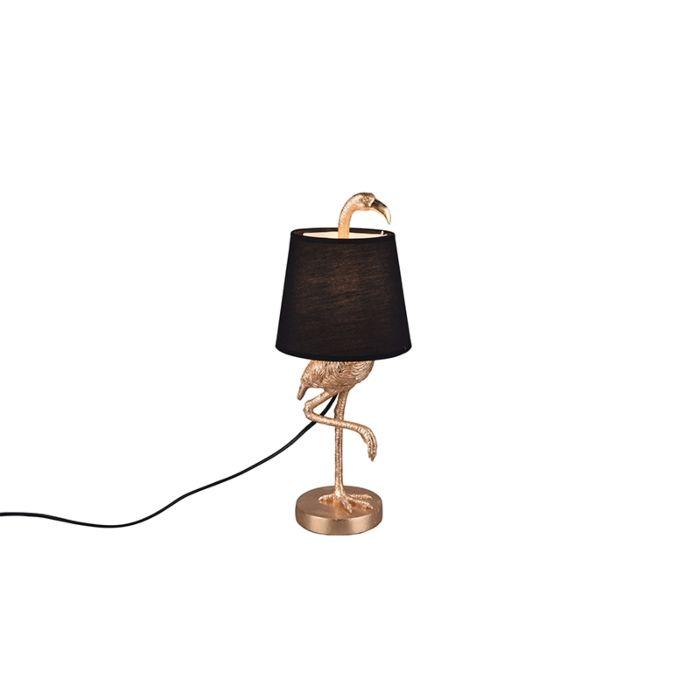 Art-Deco-table-lamp-gold-with-black---Koen