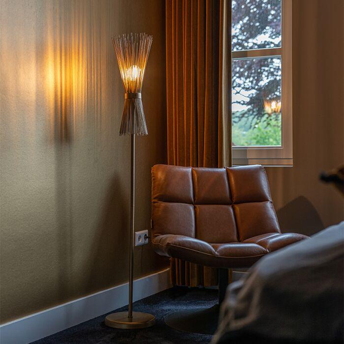 Art-Deco-floor-lamp-gold---Broom