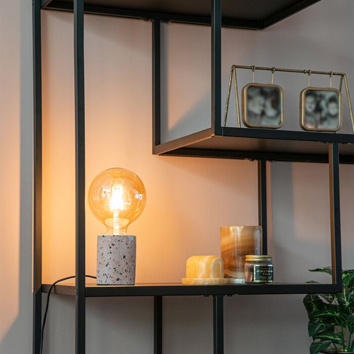 Design-table-lamp-pink-granite---Baranda