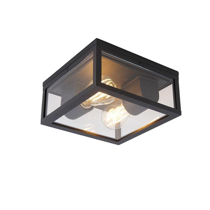 Industrial-ceiling-lamp-black-IP44---Charlois