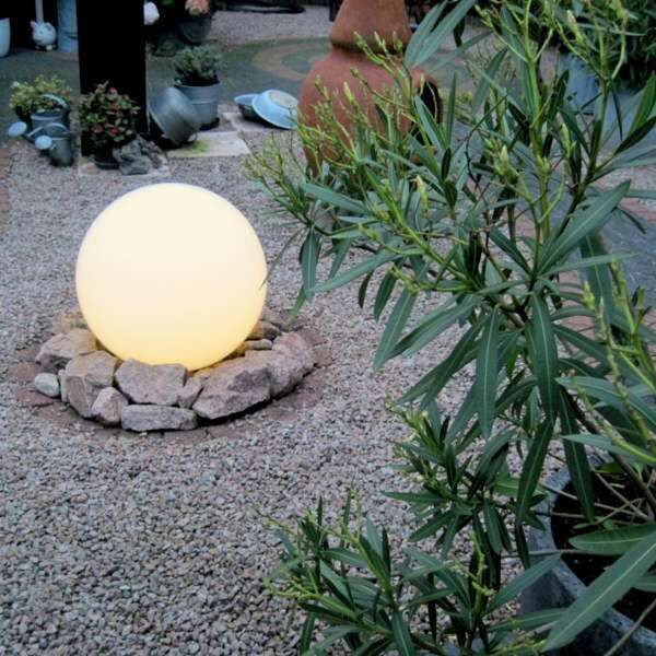 Outdoor-lamp-with-ground-spike-50-cm-IP44---Sphere