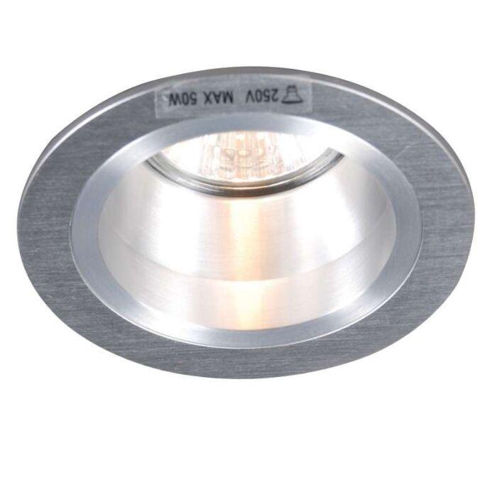 Built-in-Spotlight-Dept-Round-Aluminium