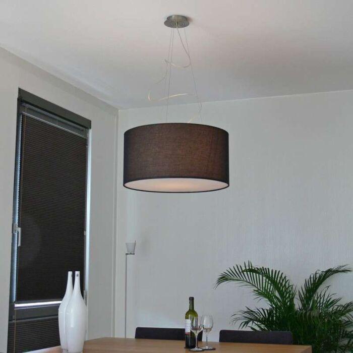Hanging-lamp-drum-60-black