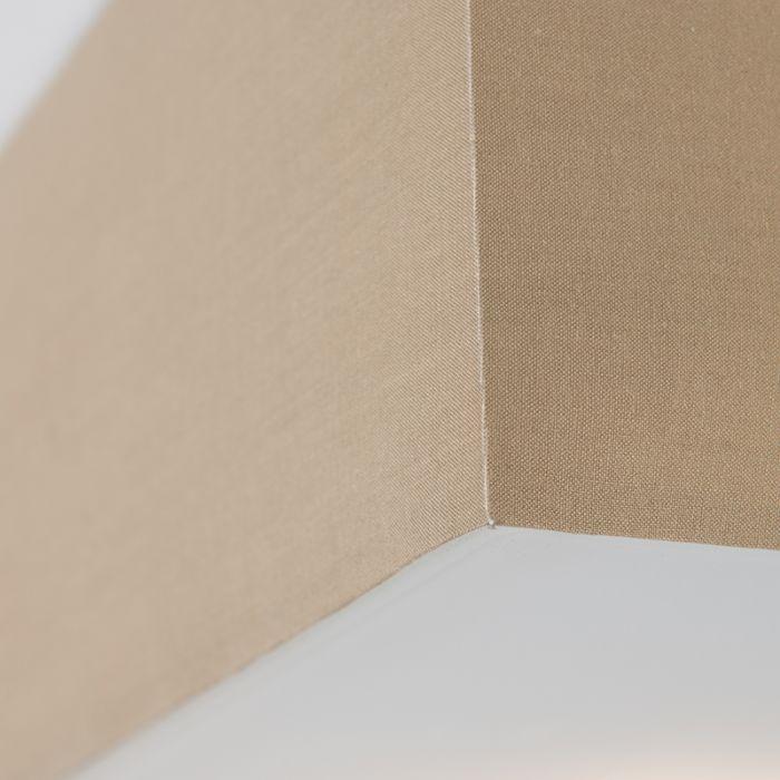 Ceiling-lamp-Drum-35-square-beige