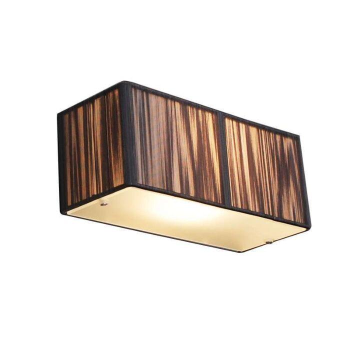 Wall-lamp-drum-rope-rectangular-dark-grey