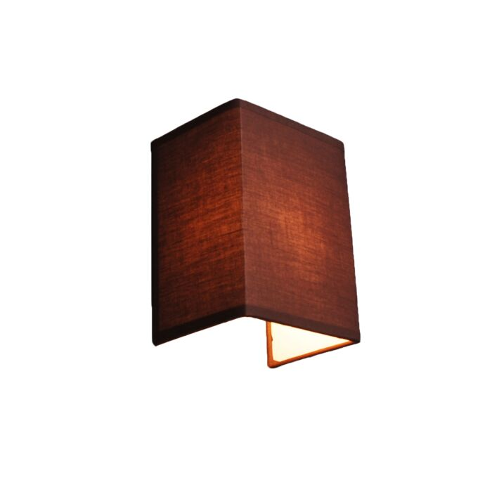 Country-Wall-Lamp-Brown---Vete