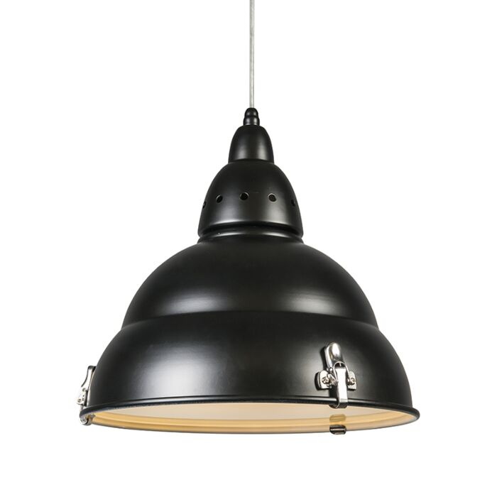 Hanging-lamp-Factory-black