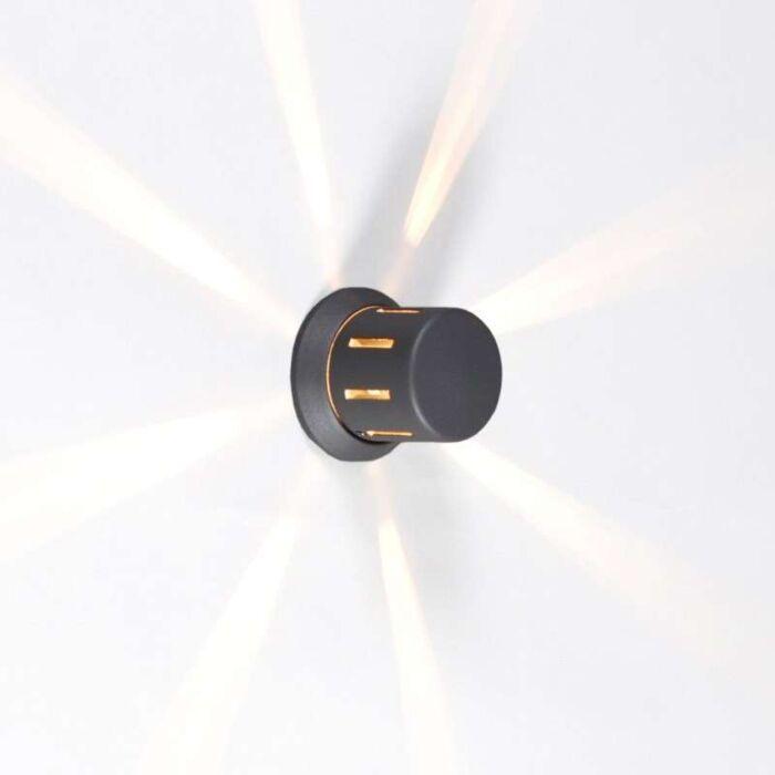 Outdoor-lamp-Surrey-graphite