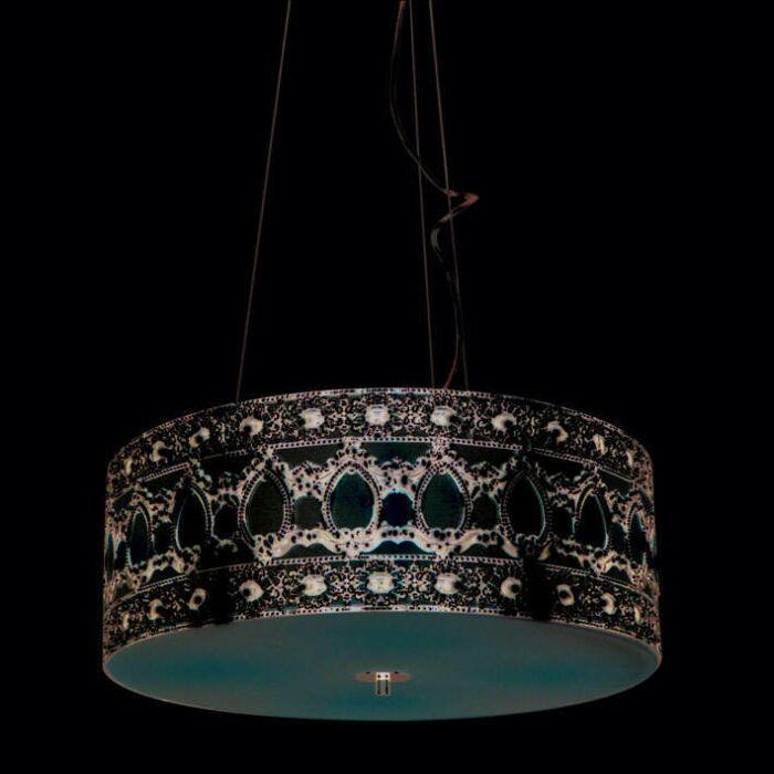 Pendant-Lamp-Midar-50-Chrome