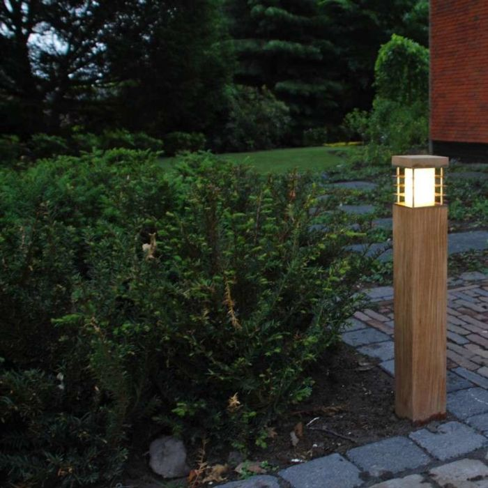 Outdoor-lamp-Colin-Square-Teak