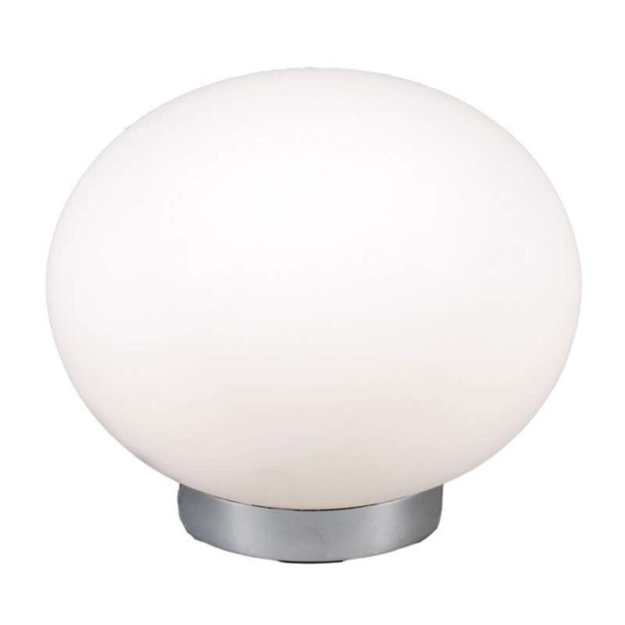 Table-Lamp-Ball-24-Steel-with-White-Glass