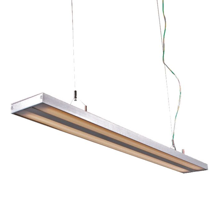 Hanging-Lamp-Tube-S-Silver-2-x-28W