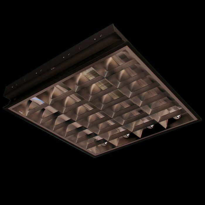 Built-in-Lamp-TL-Louvre-4x18W