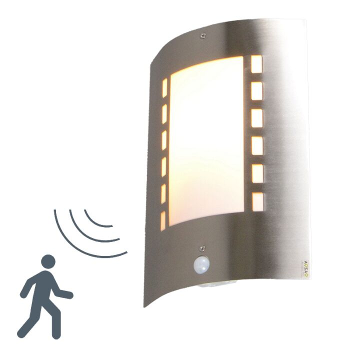 Outdoor-Lamp-Emmerald-with-IR-Motion-Detector